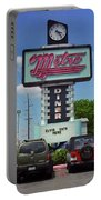 Route 66 - Metro Diner Portable Battery Charger