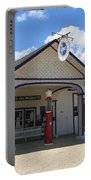 Route 66 - Odell Gas Station 7 Portable Battery Charger