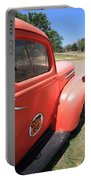 Route 66 Pickup Truck Portable Battery Charger