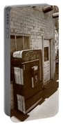 Route 66 - Rusty Coke Machine 2 Portable Battery Charger
