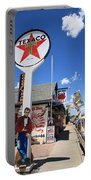 Route 66 - Seligman Arizona Portable Battery Charger