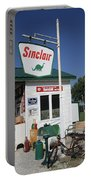 Route 66 - Sinclair Station Portable Battery Charger
