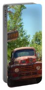 Route 66 Truck Portable Battery Charger