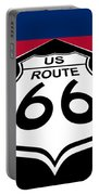 Route 66 - U. S. Portable Battery Charger