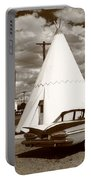 Route 66 - Wigwam Motel 15 Portable Battery Charger