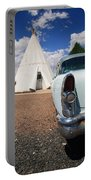 Route 66 Wigwam Motel Portable Battery Charger
