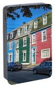 Row Houses Portable Battery Charger