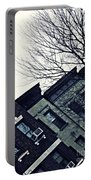 Row Houses In Washington Heights Portable Battery Charger