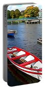 Row Row Row Your Boat Portable Battery Charger