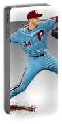 Roy Halladay Portable Battery Charger