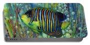 Royal Angelfish Portable Battery Charger