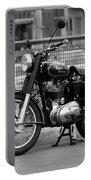 Royal Enfield Goes Berlin Portable Battery Charger