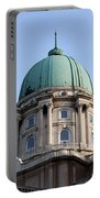 Royal Palace Dome In Budapest Portable Battery Charger