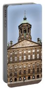 Royal Palace In Amsterdam Portable Battery Charger