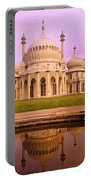 Royal Pavilion In Brighton England Portable Battery Charger