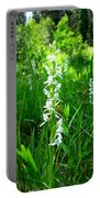 Royal Rain Orchid Portable Battery Charger