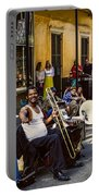 Royal Street Jazz Musicians Portable Battery Charger