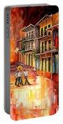 Royal Street Serenade Portable Battery Charger