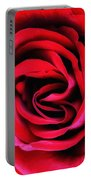 Rubellite Rose Palm Springs Portable Battery Charger