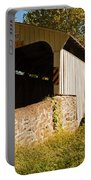 Rudolph Arthur Covered Bridge Portable Battery Charger