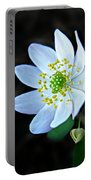 Rue Anemone Portable Battery Charger