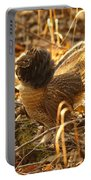 Ruffed Grouse Display Portable Battery Charger