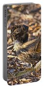 Ruffed Grouse Ruff Portable Battery Charger