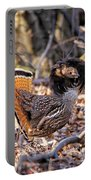 Ruffed Grouse Ruffed Up Portable Battery Charger