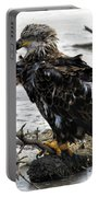 Ruffled Feathers Portable Battery Charger
