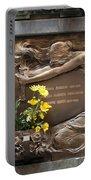 Ruggeri Roncoroni Guzzi Grave Marker Monumental Cemetery Milan Portable Battery Charger