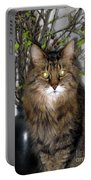 Runcius- Palm Sunday Kitty Portable Battery Charger