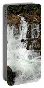 Running Water Glen Alpine Falls Portable Battery Charger