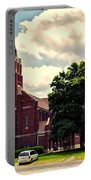 Rural Church Usa Portable Battery Charger