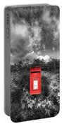 Rural Post Box Portable Battery Charger by Mal Bray