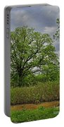 Rural Trees II Portable Battery Charger