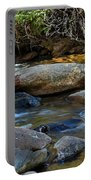 Rushing Mountain Stream Portable Battery Charger