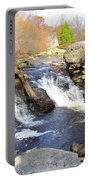 Rushing Waters Portable Battery Charger