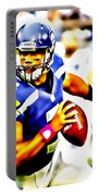 Russell Wilson In The Pocket Portable Battery Charger