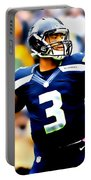 Russell Wilson Smooth Delivery Portable Battery Charger