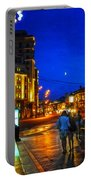 Russian Evening Portable Battery Charger