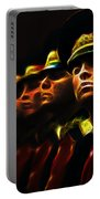Russian Honor Guard - Featured In Men At Work Group Portable Battery Charger
