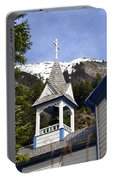 Russian Orthodox Church Bell Tower Portable Battery Charger
