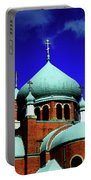 Russian Orthodox Church Portable Battery Charger