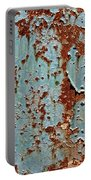 Rust And Paint Portable Battery Charger