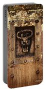 Rust Portable Battery Charger