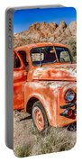 Rusted Classics - Job Rated Portable Battery Charger