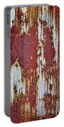 Rusted Portable Battery Charger