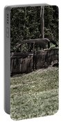 Rusted Truck Portable Battery Charger