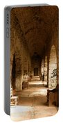 Rustic Castle Inn Hall 3 Portable Battery Charger