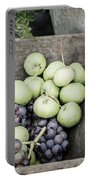 Rustic Fruit Portable Battery Charger